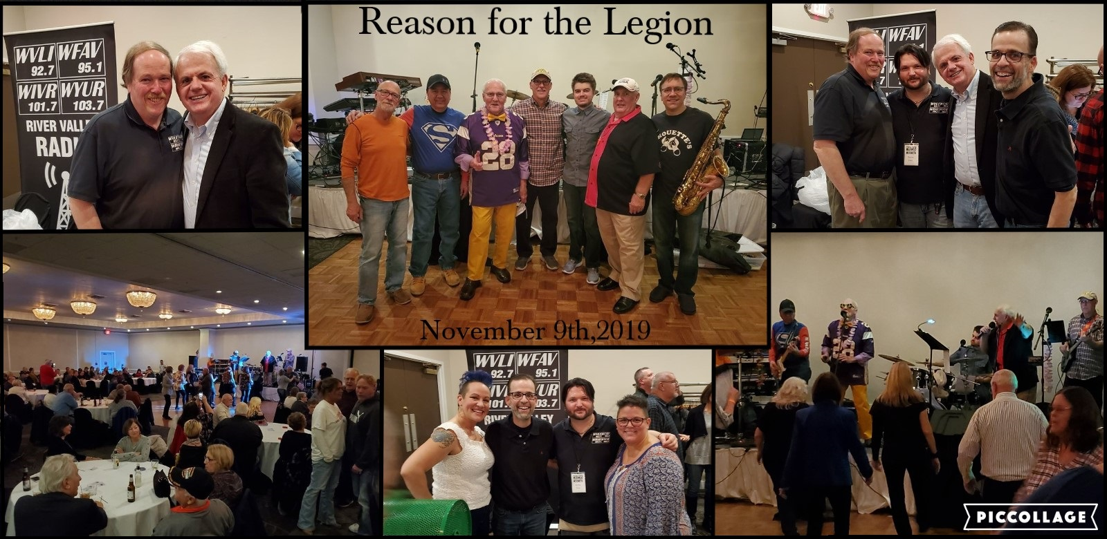 Reasons for the Legion